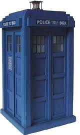 doctor who a history of the tardis police box prop and its