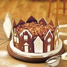 19 amazingly breathtaking christmas cake decorations gingerbread