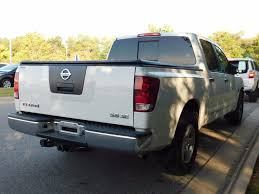nissan titan bed extender 2004 used nissan titan se crew cab 2wd at toyota of fayetteville
