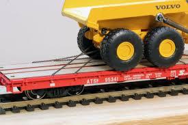 heavy duty volvo trucks 60 u0027 flat car w volvo dump truck vw u0026b