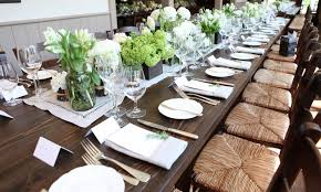 party rentals westchester ny party rental furniture rustic farm table each farm table was