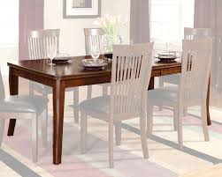 standard furniture rectangle dining table regency st 10321