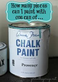 how much chalk paint do i need for kitchen cabinets how many pieces can i paint with one can of sloan