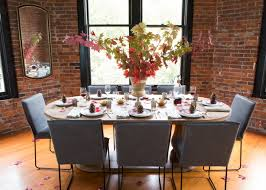 table thanksgiving three tricks to setting a cozy thanksgiving table coco kelley