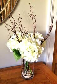 Glass Vase Decoration Ideas Dining Table Flower Arrangements For Formal Dining Room Table
