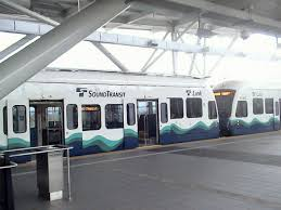 seatac light rail station seattle transit and trains seattle travel