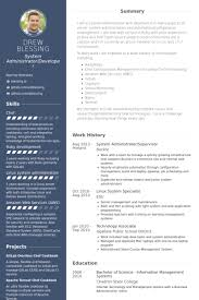 Sample Business Administration Resume by Brilliant Ideas Of It System Administrator Resume Sample About
