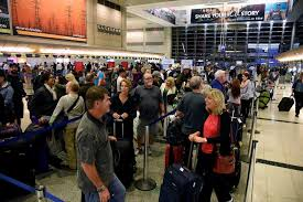 record number of americans forecast to travel thanksgiving