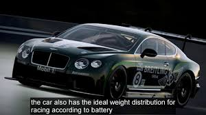 bentley gt3 engine bentley continental gt3 racer is ready for the 2018 racing season