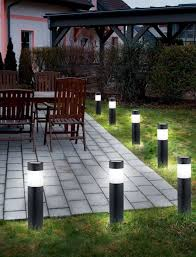 Mexican Patio Furniture by Mexican Patio With Fire Pit And Solar Patio Lights Outdoor Solar