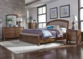 Upholstered Headboard Storage Bed by Dallas Designer Furniture Avalon Iii Bedroom Set With Storage