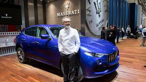 maserati blue maserati and massimo bottura