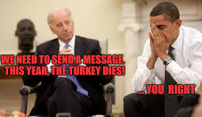 biden obama thanksgiving 2016 imgflip