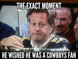 Funny Saints Memes - 30 best memes of tony romo dallas cowboys destroying the new