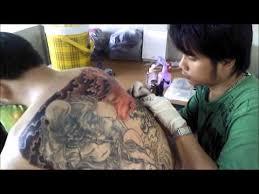 ส กลายเส อ tiger japan style tattoo part 1 chai tattoo ลำปาง