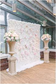 wedding backdrop vancouver the 25 best flower wall wedding ideas on flower