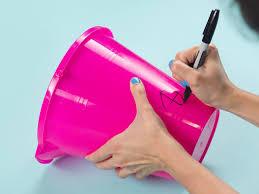 turn a beach bucket into a wine keg hgtv
