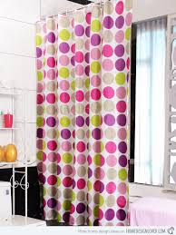 Shower Curtain Pattern Ideas 15 Bright And Colorful Shower Curtain Designs Home Design Lover