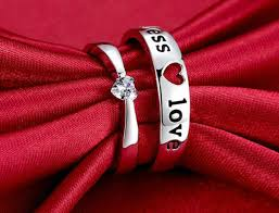 rings love couple images 40 matching promise rings for couples awesome stuff 365 jpg