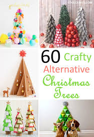 cool christmas 60 cool alternative christmas tree ideas cool crafts