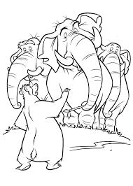 jungle book 5 coloring