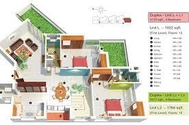 Floor Plan 2d Interior Plan Houses 3d Interior Design 3d Floor Plan 2d