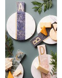 monogram cheese board savings on marbled monogram cheese board
