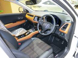 Honda Vezel Interior Pics Honda Vezel Hybrid 1 5a X With Honda Safety Sense Autolink Holdings