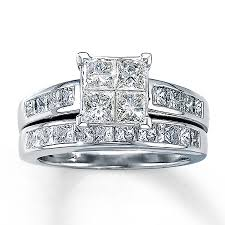 jareds wedding rings wedding rings ideas princess cut bands solitaire wedding
