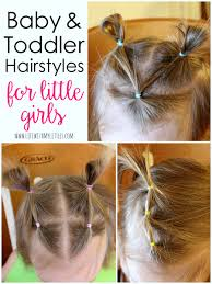 baby girl hair baby and toddler girl hairstyles with my littles