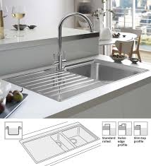 Inset Sinks Kitchen by Sink Options