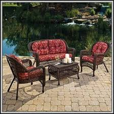 Wilson And Fisher Wicker Patio Furniture Big Lots Patio Furniture