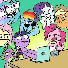 My Little Ponies Meme - my little pony memes are magic by hipsterr4inbowdash on deviantart