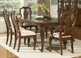 Formal Cherry Dining Room Sets Philippe 908 T4284 Dining Table In Cherry W Options