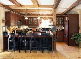 Kitchen L Shaped Dining Table Rustic French Country Kitchen L Shaped Brown Finish Solid Oak Wood