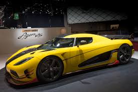 koenigsegg winter koenigsegg unveils u201cone of 1 u201d and agera u0027final u0027 series