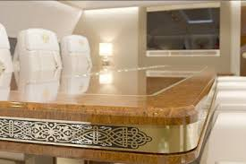 see the interior luxury designs of russian presidential aircraft