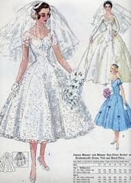 design my own wedding dress vintage wedding dress pattern simplicity weddings