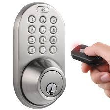 home depot 2017 black friday deal electronic lock milocks df 02sn electronic keyless entry touchpad deadbolt door