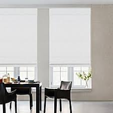 Roman Shades Over Wood Blinds Blinds U0026 Shades Wood Blinds Cellular Shades U0026 More Bed Bath