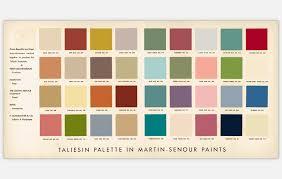 retro colors 1950s 1950 retro color palette