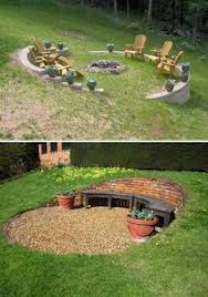 Landscaping Ideas For A Sloped Backyard So Much Fun For Young Children For A Back Yard Has A Huge Slope