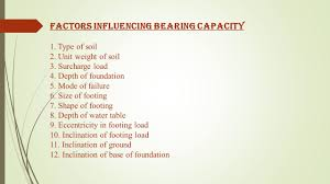 bearing capacity from spt and plt ppt video online download