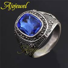 new stone rings images New high quality cz diamond hero mens rings gold filled fashion jpg