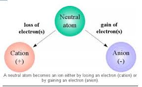 Cation And Anion Periodic Table Anions And Cations U2014 St Columba U0027s