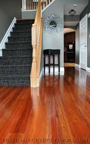 cherry wood floor brazilian love cherry floors look so great