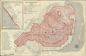 san jose library map 1906 map of san francisco this is a map of san franci flickr