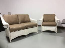2 piece set nantucket wicker collection by lloyd flanders best