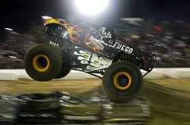 la county fair monster truck monster trucks invade oc fair for first time orange county register