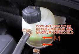 coolant warning light bmw ask the mechanic coolant temperature warning light